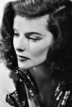 """""""Sometimes I wonder if men and women really suit each other. Perhaps they should live next door and just visit now and then."""" Katharine Hepburn."""