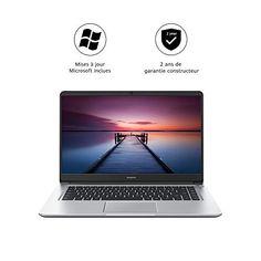 """PC portatile 15.6"""" (Core i5, RAM 8GB, SSD 256GB, Windows 10 Home) Batteria: 43.3Wh (3800mAh @ 11.4V) Sensori: accelerometro e sensore di Hall. Temperatura di carico: da 0 °C a 40 °C. Schermo da 15.6"""" e risoluzione Full HD (1920 x 1080p) tasso di occupazione dello schermo dell'83%, 16,9 mm di spessore e peso piuma di 1,9 kg. Modalità Eye Comfort per ridurre l'affaticamento oculare Design unibody in metallo per un aspetto premium Audio Dolby Atmos, per un'immersione totale di film e serie Windows 10, Microsoft, Usb, Macbook Air, Laptop, Chromebook, Support, Film, Google"""