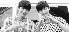 Kim Woobin and Lee Jong Suk together should be illegal! Omg!