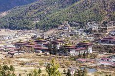 Las ciudades más altas del mundo  Altura: 2.648 metros. Timbu capital de butan es una de las capitales más pequeñas del mundo.