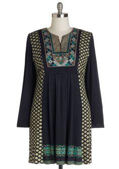 Dean of DIY Dress in Plus Size | Mod Retro Vintage Dresses | ModCloth.com
