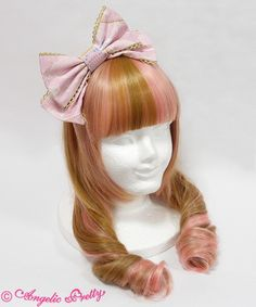 Angelic Pretty Eternal Carnival Head Bow