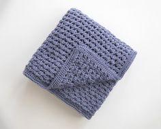 Free Heirloom Baby Blanket Crochet Pattern - Leelee KnitsLeelee Knits