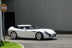 Alfa Romeo TZ3 Zagato #alfaromeozagato