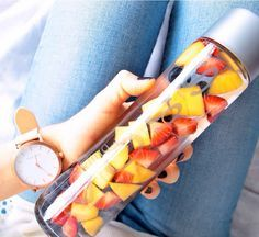 Healthy Detox Water Recipes From Instagram | StyleCaster
