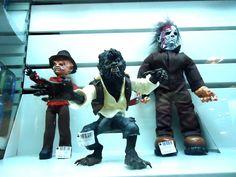 Bonecos de filmes de terror