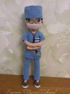 Image gallery – Page 371687775490079270 – Artofit Crochet Dolls Free Patterns, Crochet Doll Pattern, Crochet Stitches Patterns, Amigurumi Patterns, Knitted Nurse Doll Pattern, Crochet Dollies, Crochet Toys, Crochet Baby, Cute Crochet