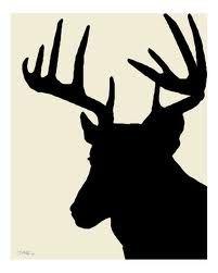 Reindeer Artwork {Nate Berkus Blast From the Past} - East Coast Creative Blog