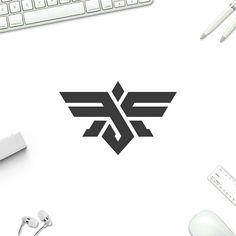 About Graphic Design Logo Typo, Logo Branding, Branding Design, Initials Logo, Monogram Logo, Typographie Logo, Logo Desing, Geometric Logo, Personal Logo