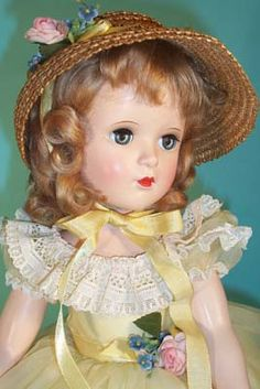 "Madame Alexander Margaret Rose 14"" Doll"