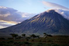 "Mountain of God | Mountain of God"" Tanzania, Africa 