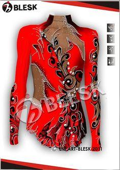Премьера Трико с юбками и платья :: Арт-ателье «Блеск»