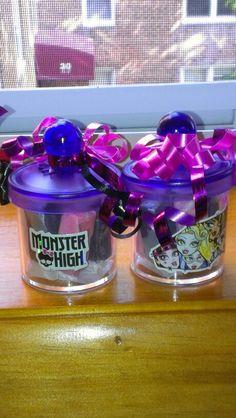 Monster high ideas
