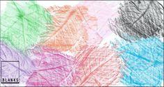colour rubbing