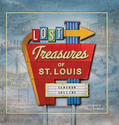 Lost Treasures of St. Louis Hardcover Book  A kaleidoscope of bygone places, events, and items once identified with the Gateway City, Lost Treasures of Saint Louis captures the essence of cherished times that still resonate with St. Louisans. Lost Treasures celebrates dancing to Ike and Tina at the Club Imperial, Bowling for Dollars at the Arena, taking in movies at Ronnie's Drive-In, and myriad other pastimes enjoyed through the years. Rarely seen photos and artifacts revive eateries like…