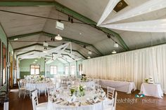 Governor Bourke Ballroom, Q Station - Manly. Stylings by All Covered Event Specialists, Sydney