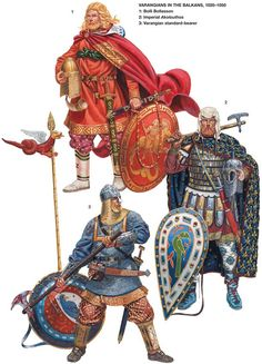Varangian Guards in the Balkans, 1020-1050 - Osprey Publishing