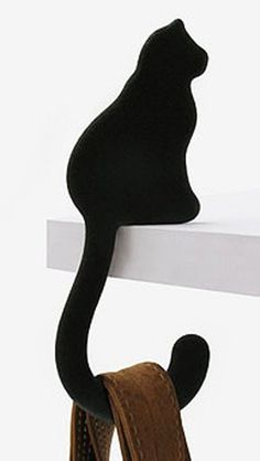 Cat Bag Hook - super