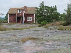 Old house Geta, Åland islands Finland Light House, Open Water, Baltic Sea, Archipelago, Beautiful Islands, Finland, Cabins, Entrance, Roots