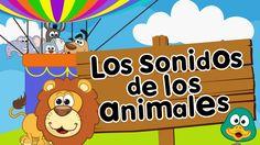 Sonidos de los animales canción infantil para niños