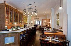 Café Murano - New in London