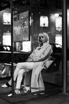 On the Street…..Late Night, Paris