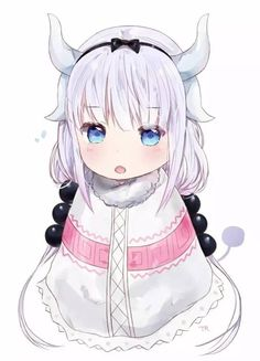 Kanna Kamui from Maid-Dragon