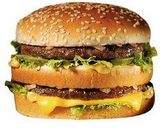 meemos kitchen---- mcdonalds big mac and sauce.