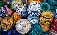 Tips for visiting the souks in Marrakech – survive the craziness and make visiting this must-see spectacle more of a pleasure than an endurance test.