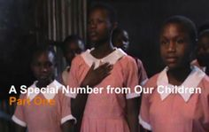 When traveling in Africa, owing to the hospitality of the people, they always do their best to welcome you and make you feel special. Many times, depending on the occasions or the place, that may also include a special number.    This is a video of one such occasion as we visite3d our Risen Scepter, Excellent Care Centre School , in the Mathare slum, Nairobi, Kenya