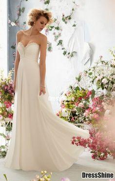 beach wedding dress. uhhh hello. yes.