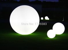 67.55$  Watch here - http://alie0l.worldwells.pw/go.php?t=32310499218 - HOT SALE!!!Diameter 50cm  waterproof led ball /Glowing plastic FURNITURE FOR INDOOR/GARDEN/Lawn/Swimming pool DECORATION 67.55$