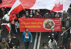 Marsz Niepodległości 2015. Obchody Święta Niepodległości 11 listopada w Warszawie [ZDJĘCIA] [VIDEO] - Dziennikbaltycki.pl