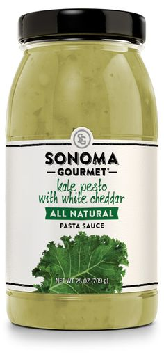 Kale Pesto With White Cheddar — Sonoma Gourmet