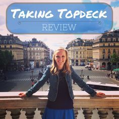 Taking Topdeck | Review | Topdeck was the perfect outlet for me to see the world and see it well. The experiences I had on my trip are now memories that I will cherish forever.