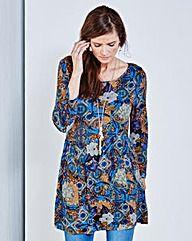 JOANNA HOPE Print Jersey Tunic #Oxendales #fashion #Ireland #style