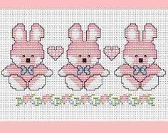 baby girl cross stitch - Pesquisa Google