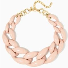 The Ultimate Chain Necklace featuring polyvore fashion jewelry necklaces chunky necklace polish jewelry chain jewelry resin necklace resin chain necklace