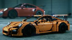LEGO® Technic Porsche 911 GT3 RS 42056 Reveal #‎LEGOTechnicUltimate