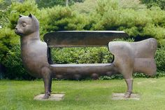 Claude Lalanne - L'incroyable Chat Polymorphe (1968)