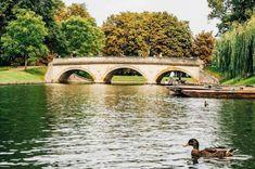 trinity bridge cambridge