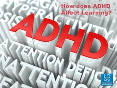 About a third of people with LD also have #ADHD. Here are some ways to help children who are dealing with both ADHD and a learning disability.