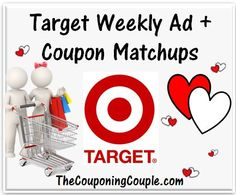 Here is the NEW #Target Ad for 3-30 to 4-5 with coupon matchups.  Click the link below to get all of the details  ► http://www.thecouponingcouple.com/target-ad-for-3-30-14/