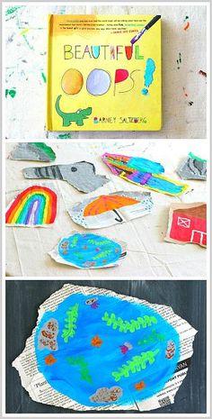 Yayoi Kusama Inspired Crafts Food