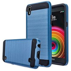 LG X Power / LG K210 / K6P Case With HD Scrren Protector, Aomax@ Hard Silicone Rubber Hybrid Armor Shockproof Protective Holster Cover Case For LG K210 (VLS ARMOR Metal Slate)  http://topcellulardeals.com/product/lg-x-power-lg-k210-k6p-case-with-hd-scrren-protector-aomax-hard-silicone-rubber-hybrid-armor-shockproof-protective-holster-cover-case-for-lg-k210/?attribute_pa_color=vls-armor-metal-slate  COMPATIBLE PHONE MODELS: LG X Power / K210 / K6P. Come with a HD screen protec
