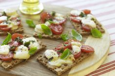 Ryvita Mini Pizza Recipe