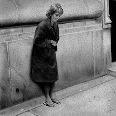 Políticos desamparados. Homeless Politicians by Martin Echeverria, via Behance