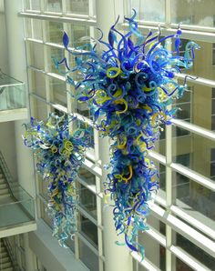 Dale Chihuly  Museum at the Space Needle