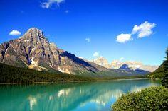 캐나다_로키산맥