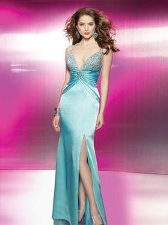 evening dresses evening dresses vintage evening dresses short 2015 elegant and sexy elastic woven satin sleeveless floor-length v-neck evening dresses